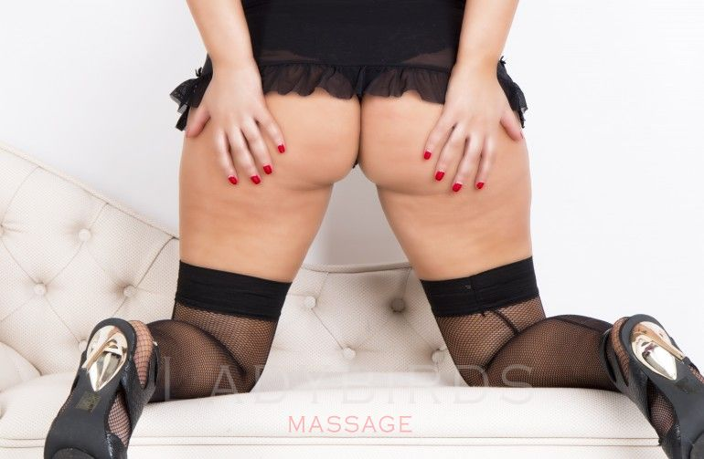 Jasmine at Ladybirds Massage