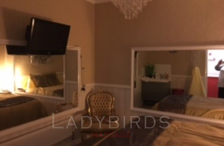 rooms at Ladybirds Massage